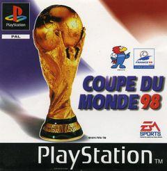 Jaquette Coupe du Monde 98