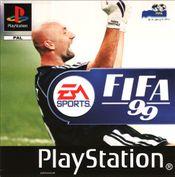 Jaquette FIFA 99
