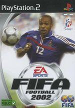 Jaquette FIFA Football 2002