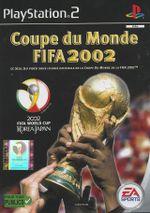 Jaquette Coupe du Monde FIFA 2002
