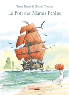 Couverture Le Port des marins perdus