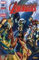 Couverture Rassemblement ! - All-New Avengers, tome 1
