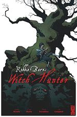 Couverture Robbie Burns Witch Hunter