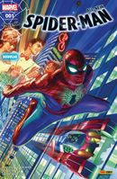Couverture Partout dans le monde - All-New Spider-Man, tome 1