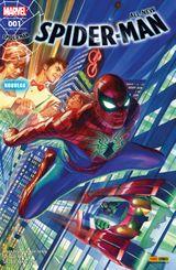 Couverture Partout dans le monde - All-New Spider-Man, tome 1