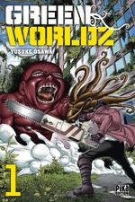 Couverture Green Worldz, Tome 1