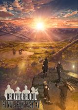 Affiche Final Fantasy XV: Brotherhood