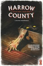 Couverture Harrow County - Tome 1, Spectres innombrables