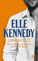 Couverture Unwanted
