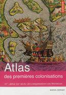 Couverture Atlas des premières colonisations