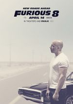 Affiche Fast and Furious 8