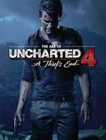 Couverture The Art of Uncharted 4