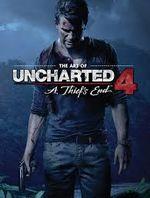 Couverture Uncharted 4 - A Thief's End : L'artbook officiel