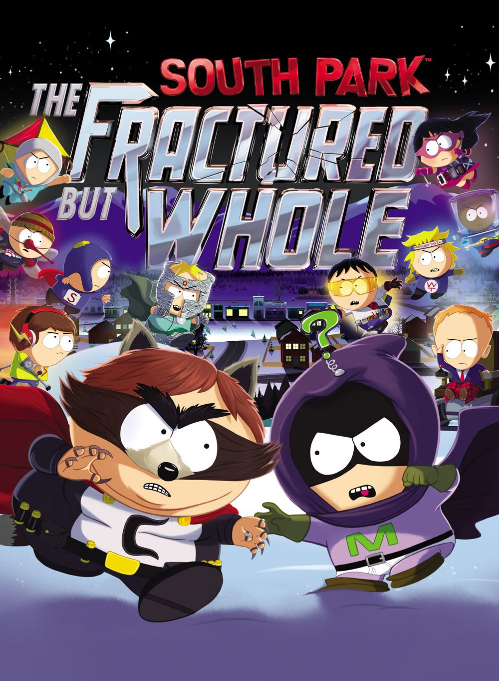 Affiches Posters Et Images De South Park L Annale Du 2017