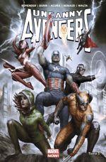 Couverture Prélude à Axis - Uncanny Avengers (2012), tome 5