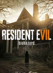Jaquette Resident Evil 7