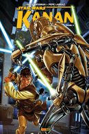 Couverture Premier Sang - Star Wars : Kanan, tome 2