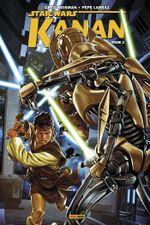 Couverture Premier Sang - Star Wars : Kanan, tome 2