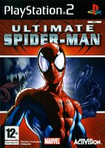Jaquette Ultimate Spider-Man