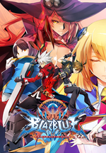 Jaquette BlazBlue: Central Fiction