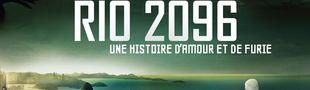 Affiche Rio 2096 : Une histoire d'amour et de furie