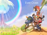 Jaquette Ever Oasis