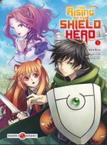 Couverture The Rising of the Shield Hero