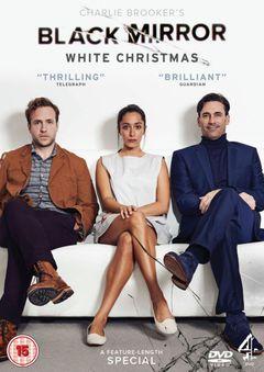Affiche Black Mirror : Blanc comme neige