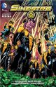 Couverture Sinestro Vol. 3: Rising