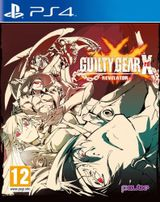 Jaquette Guilty Gear Xrd Revelator