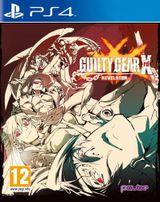 Jaquette Guilty Gear Xrd Revelator