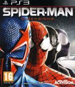 Jaquette Spider-Man : Dimensions