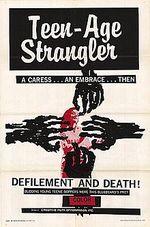 Affiche Teen-Age Strangler