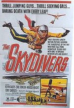 Affiche The Skydivers