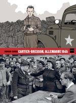 Couverture Cartier-Bresson, Allemagne 1945 - Magnum Photos, tome 2