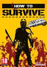 Jaquette How to Survive : Storm Warning Edition