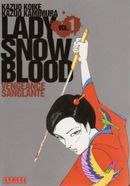 Couverture Lady Snowblood