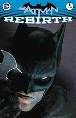 Couverture Batman rebirth