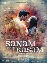 Affiche Sanam Teri Kasam