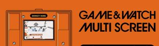 Cover Game & Watch du grenier