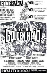 Affiche The Golden Head