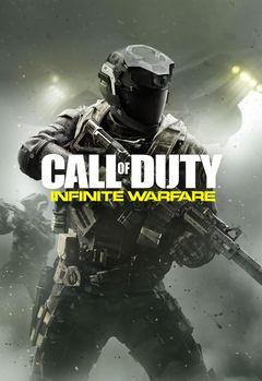 Jaquette Call of Duty : Infinite Warfare