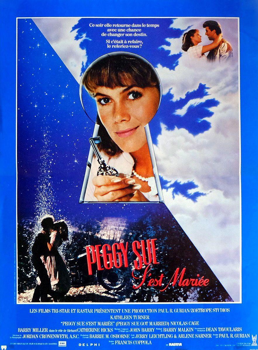 Peggy Sue s'est marriée - affiche