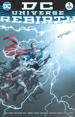 Couverture DC UNIVERSE : REBIRTH #1