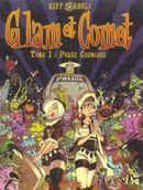 Couverture Purée Cosmique - Glam et Comet, tome 1