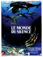 Affiche Le Monde du silence