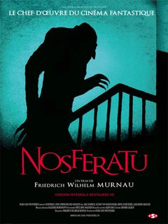 Affiche Nosferatu le vampire