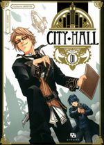 Couverture City Hall, tome 1