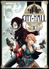 Couverture City Hall, tome 6