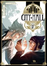 Couverture City Hall, tome 7